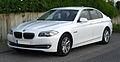 BMW 5er (F10) – Frontansicht, 4. Mai 2011, Mettmann.jpg