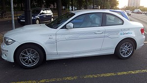 BMW ActiveE - Image: BMW Active E Drive Now Matthew (2013 07 15 20.42.40)