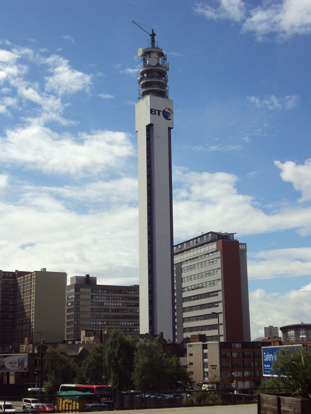 Bt Tower Birmingham Wikipedia