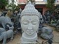 BUDDHA STONE ART,MAHABALIPURAM - panoramio.jpg