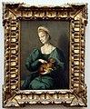 Bacchiaccha, ritratto di donna con gatto leopardato.JPG