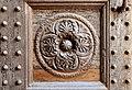 Badia di passignano, porta quattrocentesca, 03.jpg