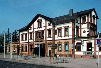 Sankt Ingbert station - St. Ingbert railway station