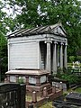 Balli mausoleum, Greek Orthodox Cemetery, West Norwood Cemetery - geograph.org.uk - 1335769.jpg