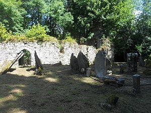 Castlemartyr - Ruins of Ballyoughtera church