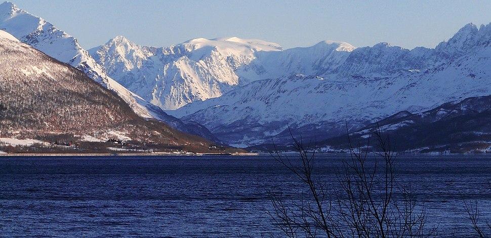 Balsfjorden & Jiehkkevárri