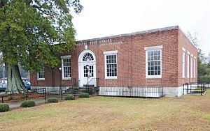 National Register of Historic Places listings in Bamberg County, South Carolina - Image: Bamberg Post Office