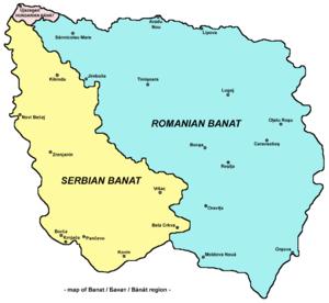 Karta Banata