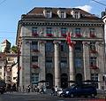 Bankgebäude Credit Suisse 1920 22 Emil Vogt IMG 4897.JPG