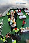 Barbecue in Pléneau Bay, Antarctica (6058826935).jpg