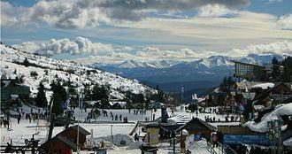 Ski resort - Cerro Catedral Ski Resort, Argentina