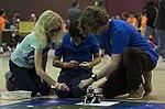 Barksdale Air Force Base Youth Center participates in Regional Autonomous Robotics Circuit 170211-F-LR947-0168.jpg