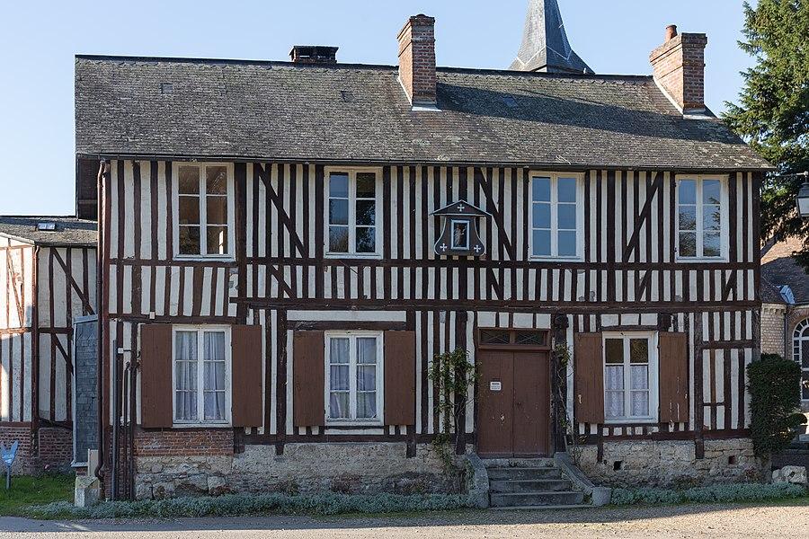 Mairie de Barneville-la-Bertran