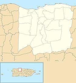 map of arecibo puerto rico Hato Viejo Arecibo Puerto Rico Wikipedia map of arecibo puerto rico