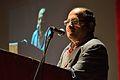 Basab Chaudhuri Addressing - Inaugural Function - Bengali Wikipedia 10th Anniversary Celebration - Jadavpur University - Kolkata 2015-01-09 2634.JPG