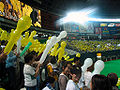 Baseball Game in Yahoo Fukuoka Dome.JPG