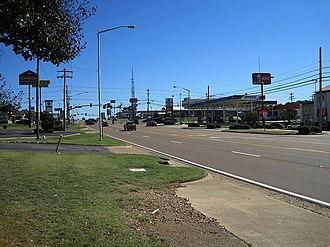 Batesville, Mississippi - Image: Batesville MS 003