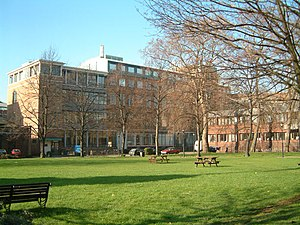 History of Queen Mary University of London - Part of the Charterhouse Square site