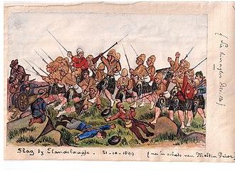 Battle of Elandslaagte - Image: Battle of Elandslaagte