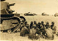 Battle of Khalkhin Gol-Japanese Type 89 Chi-Ro midium tank.jpg