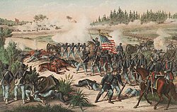 The Battle Of Oee Was The Only Major Civil War Battle Fought In Florida