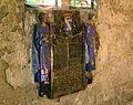 Bazentin (chapelle du cimetière) céramique de Maurice Dhomme 04b.jpg