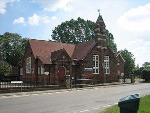 Beeston, Norfolk - Image: Beeston Primary School, Dereham Road geograph.org.uk 524869