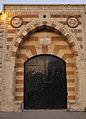 Beit Eddine - Palace door (4057508356).jpg