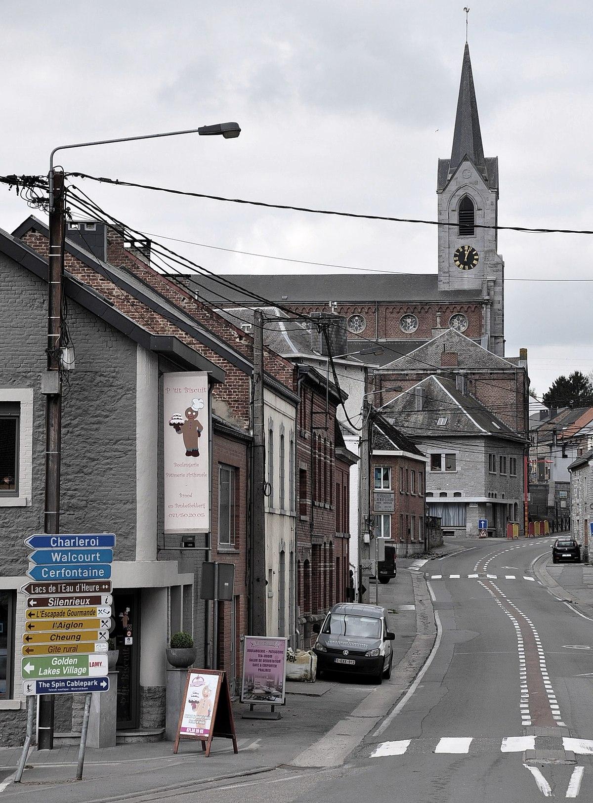 Cerfontaine City