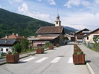 Bellentre Part of La Plagne-Tarentaise in Auvergne-Rhône-Alpes, France