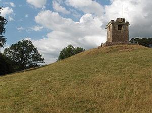 Kirkoswald, Cumbria - Image: Belltower, Kirkoswald