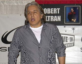 Robert Beltran - Beltran at the Toronto Sci-Fi Expo, 2007