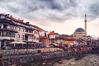 Geography of Prizren