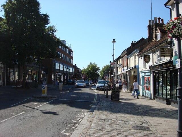 Berkhamsted - High Street