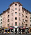 Berlin, Kreuzberg, Adalbertstrasse 90, Mietshaus.jpg