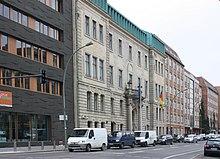 Berlin-Mitte, Bundesministerium für Ernährung, Landwirtschaft und Verbraucherschutz.JPG