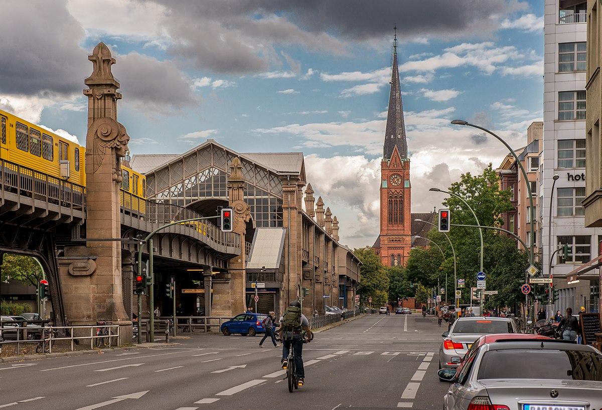 Bülowstraße Köln