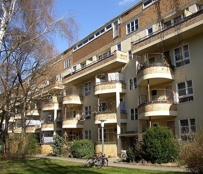 UNESCO-Welterbe Wohnsiedlungen der Berliner Moderne