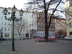 Rummelsburg - Tuchollaplatz (Victoriastadt)
