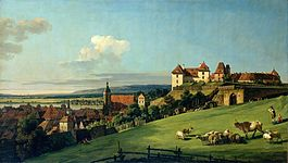 Bernardo Bellotto, View of Pirna from the Sonnenstein Castle, c. 1750.jpg