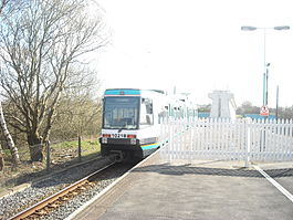 Besses o'th' Barn Metrolink station.jpg