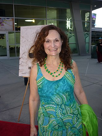 Beth Grant - Grant at the premiere of In My Sleep in 2010