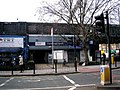 Bethnal Green, Entrance to Cambridge Heath Station - geograph.org.uk - 1719533.jpg