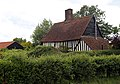 Betts Lane cottage 01 at Nazeing, Essex, England.JPG