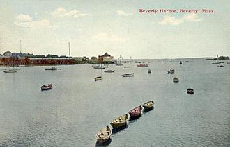 Beverly, Massachusetts - Beverly Harbor c. 1912
