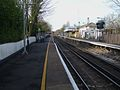 Bexley station look west.JPG