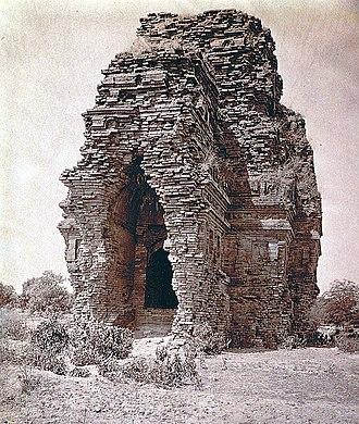 Bhitargaon - Image: Bhitargaon front