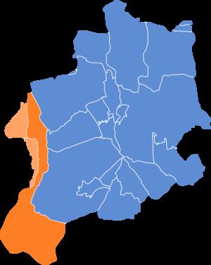 Wapienica, Bielsko-Biała - Image: Bielsko Biała, Wapienica