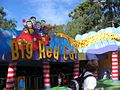 Big Red Car at Wiggles World at Dreamworld.jpg