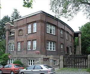 Villa Bílek - Image: Bilkovavila 2